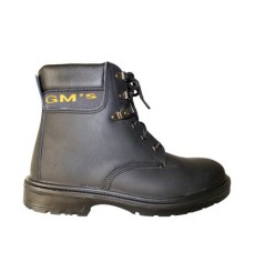CHAUSSURES GM'S S3 NOIR