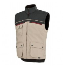GILET BODY WARMER SHOVEL 300D DOUBLE POLAIRE
