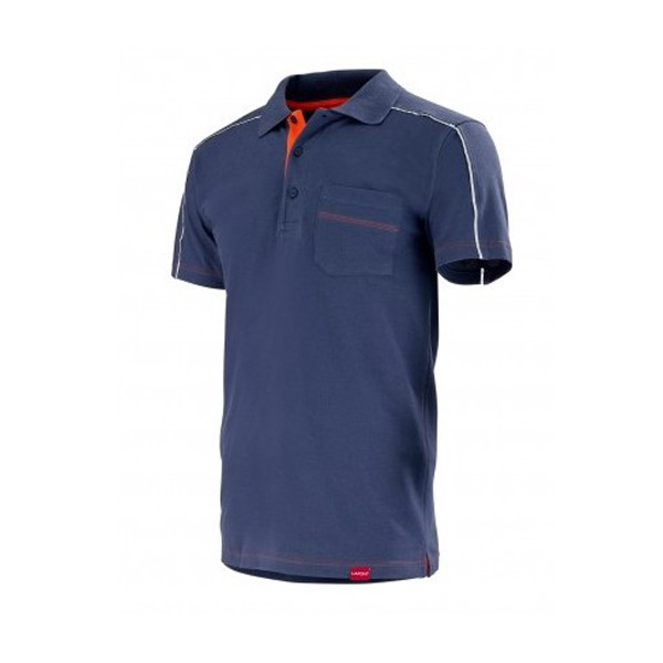 POLO SHED MARINE MAILLE PIQUEE 220G