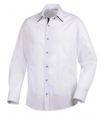 CHEMISE HOMME STYLE MANCHES LONGUES
