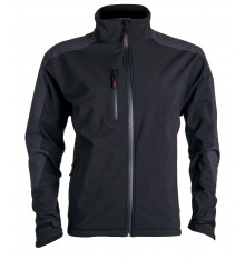 VESTE YANG REFLECT SOFTSHELL RIPSTOP