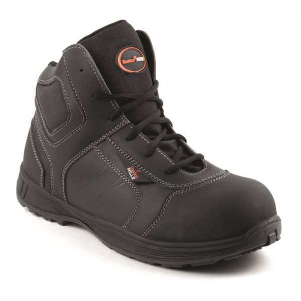 CHAUSSURES BLACK NIGHT TOP MONTANTE S3 AN SRC
