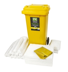 KIT ABSORBANT PW SPILL 120 LITRES HYDROCARBURES