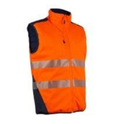 GILET FROID HV YORU REVERSIBLE RIPSTOP