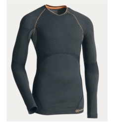 TEE SHIRT ACTIV BODY 3 COL ROND Manches Longues DEGRE 3