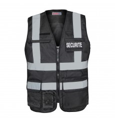 GILET DE SECURITE MULTIPOCHES