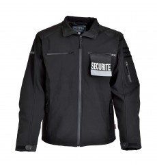 BLOUSON SOFTHELL SECURITE