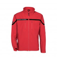 BLOUSON SOFTHELL SECURITE INCENDIE