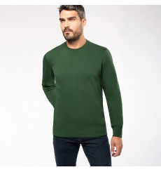 SWEAT SHIRT COL ROND COULEUR